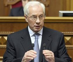Ông Mykola Azarov.